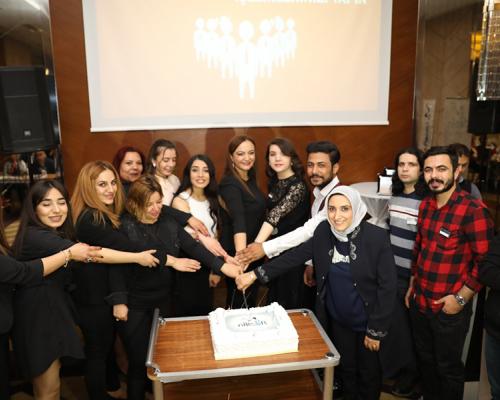 NLKSOFT 12.nci Yaşını Kutladı - GAZİANTEP GAP GAZETESİ