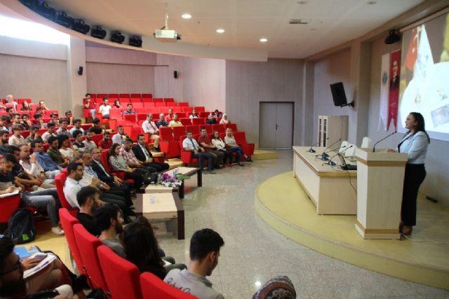 Kilis te e ticaret anlatıldı - Time Türk Haber