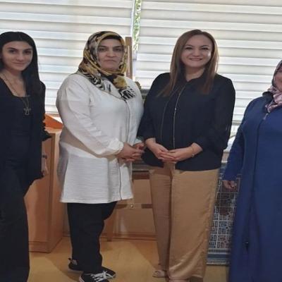 Mardin'de Kadınların El Emeği Ürünlerini Ürettikleri İstasyon Adem Genel Müdürü Sevgili Sevim Hanımla Görüştük