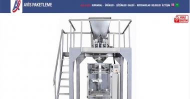 Avis Paketleme ve Otomasyon Sistemleri