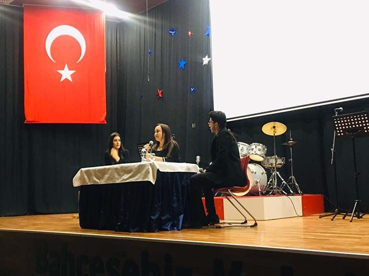 Yönetim Kurulu Başkanımız Nalan Kurt Bahçeşehir Koleji Dünya Kadınlar Günü Özel Konuğu olarak Girişimcilik ve Dijitalleşme üzerine konuşmacı olarak yer aldı.