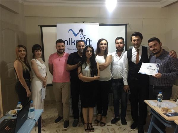 Nlksoft Şanlıurfa E-ticaret Eğitim Semineri