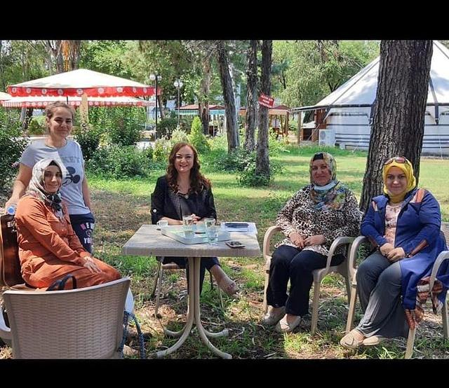 Osmaniye Kadın Girişimi ve Kalkınma Kooperatifi ile Eğitim ve Kendi Ürettikleri Ürünleri Onatmaları Konusunda Planlamaları Yaptık   online Mağazalarından Tüm Türkiye'ye  Satma