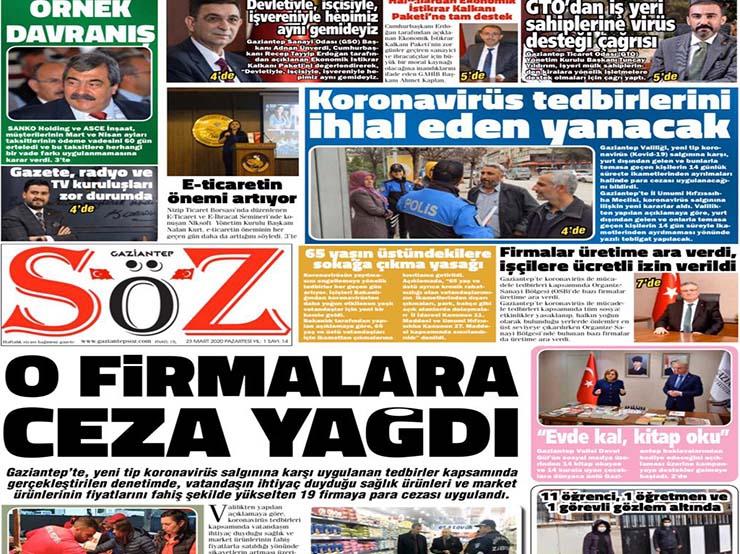 E-Ticaretin Önemi Artıyor - Söz Gazetesi