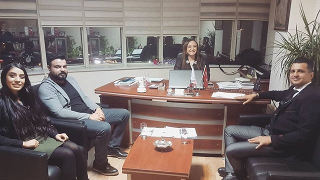 DK Danışmanlık Hizmetleri ile çözüm ortaklığı anlaşması