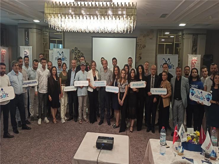 Nlksoft olarak 4. İş Ortaklığı Toplantımızı Gaziantep'te Gerçekleştirdik