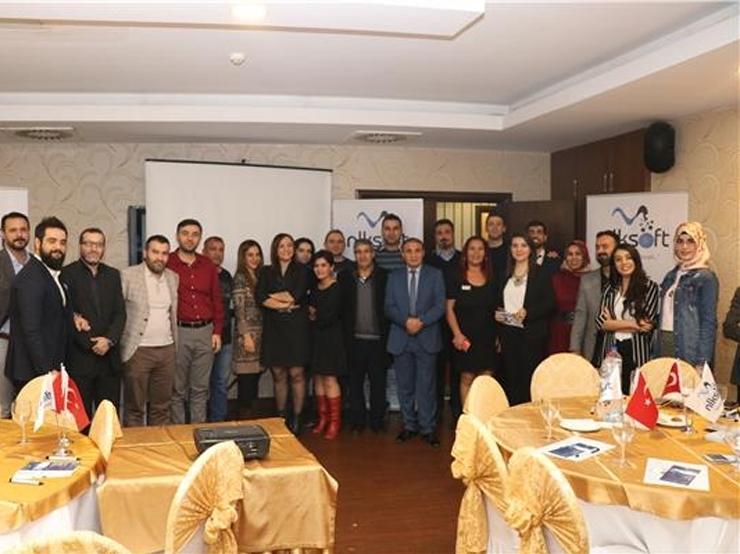 Nlksoft Bayiler Toplantısı Gaziantep&39;te Yapıldı