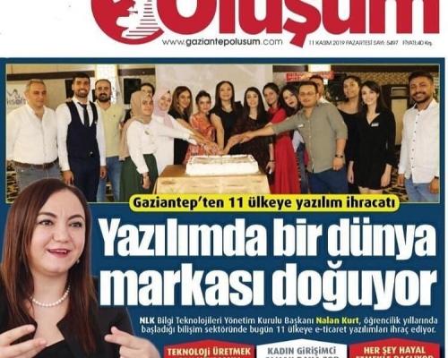 YAZILIMDA BİR DÜNYA MARKASI DOĞUYOR - GRT TV