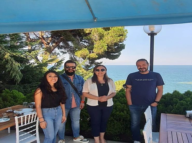 Nlksoft olarak Trabzon İş Ortağımız Propos Yazılım ile Görüşmelerimizi Yaptık.