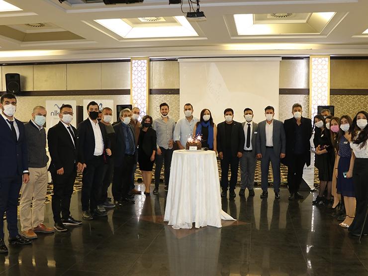 nlksoft olarak 3. İş Ortaklığı toplantımızı Gaziantep'te gerçekleştirdik.