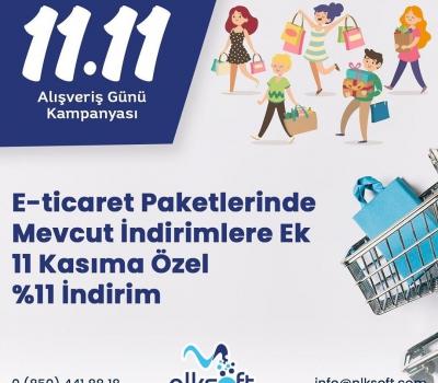 11.11 İndirimleri !