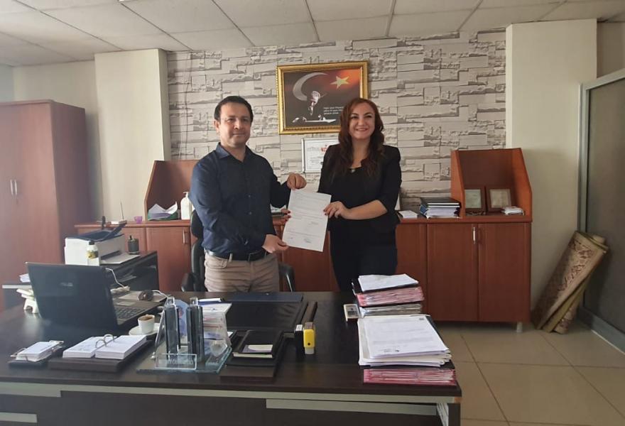 Cizre Sanayi ve Ticaret Odası ile indirim protokolü imzaladık.