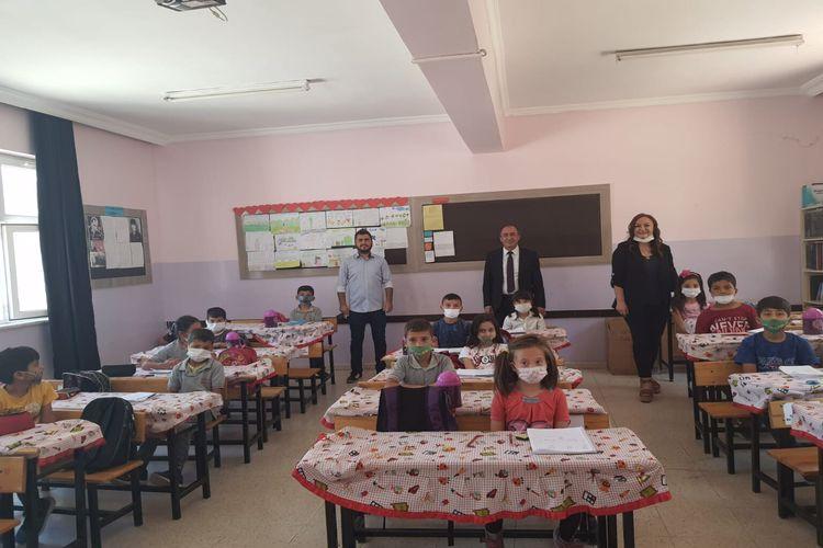 Kardeş Okul Ziyareti Öğrencileri Sevindirdi