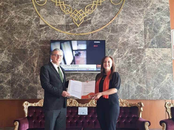 Yılmazoğlu Otel ile Bir Protokol Anlaşması İmzaladık